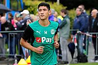 HAREN - Voetbal, Eerste training FC Groningen, Sportpark de Koepel, seizoen 2018-2019, 24-06-2018,  FC Groningen speler Uriel Antuna