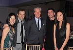Michelle Kwan - Kenneth Cole - Terry Lundgren - Evan Lysacek - Vera Wang - The 11th Annual Skating with the Stars Gala - a benefit gala for Figure Skating in Harlem - honoring Cicely Tyson (film, tv and stage actress and was on The Guiding Lignt) and Meryl Davis & Charlie White (Olympic Ice Dance Champions and Meryl winner on Dancing with the Stars) and hosted by Mary Wilson of the Supremes on April 11, 2016 on Park Avenue in New York City, New York with many Olympic Skaters and Celebrities. (Photo by Sue Coflin/Max Photos)