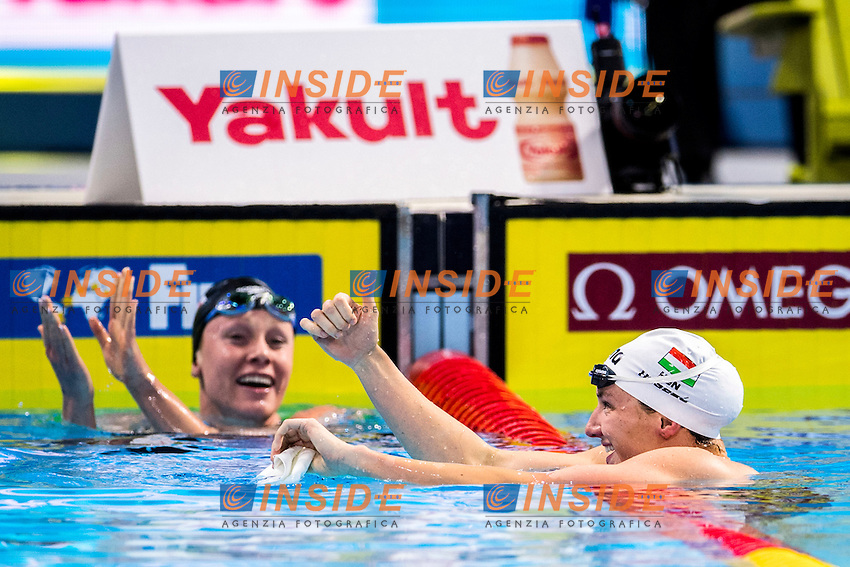 HOSSZU Katinka HUN Gold Medal<br /> Women's 200m Individual Medley<br /> 13th Fina World Swimming Championships 25m <br /> Windsor  Dec. 10th, 2016 - Day05 Final<br /> WFCU Centre - Windsor Ontario Canada CAN <br /> 20161209 WFCU Centre - Windsor Ontario Canada CAN <br /> Photo &copy; Giorgio Scala/Deepbluemedia/Insidefoto