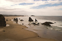 Bandon Beach, Bandon Oregon