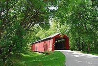 Charleton Mill Covered Bridge