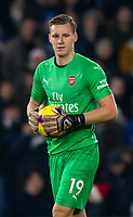 Arsenal's Bernd Leno<br /> <br /> Photographer David Horton/CameraSport<br /> <br /> The Premier League - Brighton and Hove Albion v Arsenal - Wednesday 26th December 2018 - The Amex Stadium - Brighton<br /> <br /> World Copyright © 2018 CameraSport. All rights reserved. 43 Linden Ave. Countesthorpe. Leicester. England. LE8 5PG - Tel: +44 (0) 116 277 4147 - admin@camerasport.com - www.camerasport.com