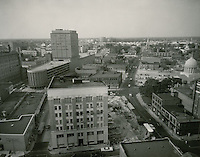 1960 August 11..Redevelopment.Downtown North (R-8)..Downtown Progress..North View from VNB Building..HAYCOX PHOTORAMIC INC..NEG# C-60-5-38.NRHA#..