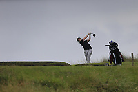 Liam Grehan (Mullingar) during the North of Ireland Amateur Championship, Portstewart Golf Club, Portstewart, Antrim,  Ireland. 11/07/2019<br /> Picture: Golffile | Fran Caffrey<br /> <br /> <br /> All photo usage must carry mandatory copyright credit (© Golffile | Fran Caffrey)