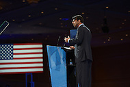 March 14, 2013  (National Harbor, Maryland)  Louisiana Governor Bobby Jindal addresses attendees of the 2013 Conservative Political Action Conference (CPAC) in National Harbor, MD.  (Photo by Don Baxter/Media Images International)