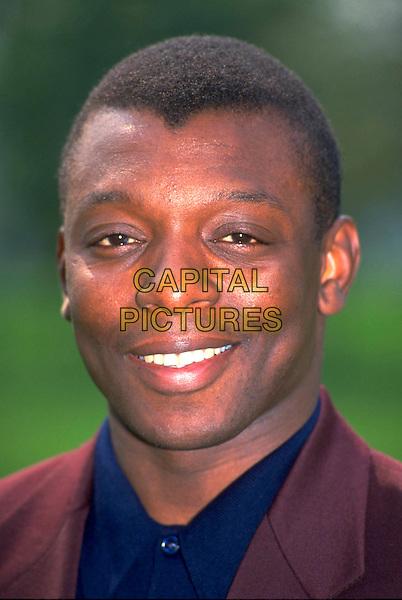 GARTH CROOKS.Ref: HT007.headshot portrait.www.capitalpictures.com.sales@capitalpictures.com.©Hugh Thompson/Capital Pictures