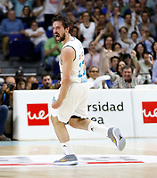 2018.04.25 EuroLeague Real Madrid VS PAO