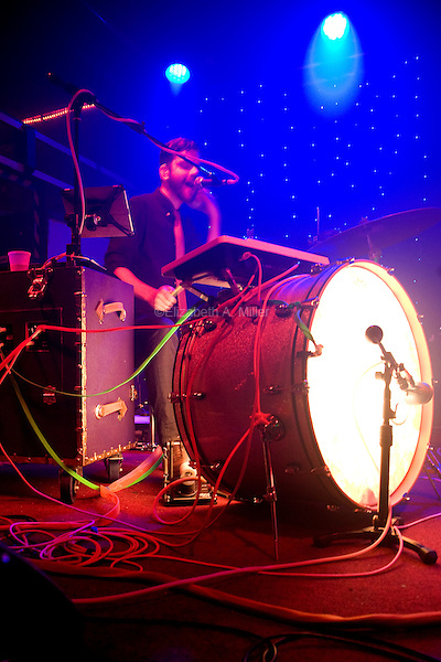 The Ichicuts perform at Ottobar on May 31, 2012 in Baltimore, Maryland.