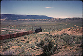 D&amp;RGW #498 in Navajo Lake area.<br /> D&amp;RGW  Navajo Lake area, NM