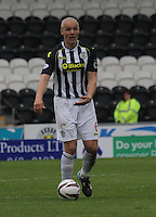 Jim Goodwin in the St Mirren v Ross County Scottish Professional Football League Premiership match played at St Mirren Park, Paisley on 3.5.14.