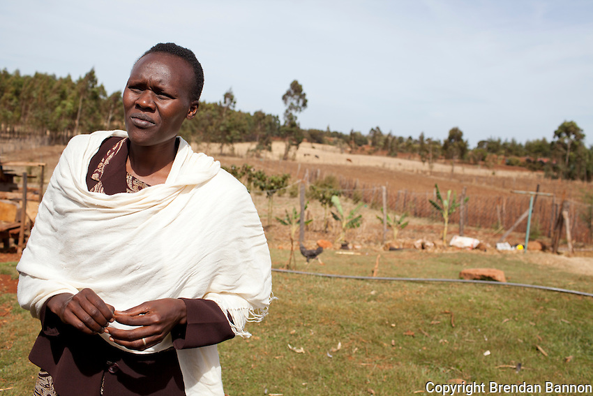 Rose Kosgei, a long-distance runner, is one of dozens of Kenyan and Ethiopian athletes still owed significant amounts of prize money by a British athletics manager, Ian Ladbrooke, who is under investigation by the sport's international federation, the IAAF. Ladbrooke, who arranges international marathons in India and Canada, is accused of failing to hand over up to USD600,000 in prizes and expense costs to runners including men's marathon World Record Holder Patrick Makau. Many, like Kosgei, who lives on a smallholder farm in Kenya's high-altitude training town, Iten, say that the money owed would make a huge difference to their lives.