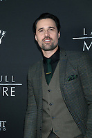 LOS ANGELES - JAN 16:  Brett Dalton at the The Last Full Measure Premiere - Arrivals at the ArcLight Hollywood on January 16, 2020 in Los Angeles, CA