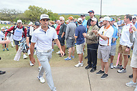 Rafael Cabrera Bello (ESP) makes his way to the 7th tee  during day 3 of the World Golf Championships, Dell Match Play, Austin Country Club, Austin, Texas. 3/23/2018.<br /> Picture: Golffile | Ken Murray<br /> <br /> <br /> All photo usage must carry mandatory copyright credit (&copy; Golffile | Ken Murray)