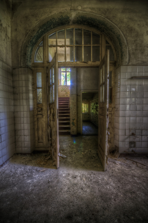 AN old lunatic asylum outside of Berlin