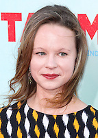 HOLLYWOOD, LOS ANGELES, CA, USA - JUNE 30: Actress Thora Birch arrives at the Los Angeles Premiere Of Warner Bros. Pictures' 'Tammy' held at the TCL Chinese Theatre on June 30, 2014 in Hollywood, Los Angeles, California, United States. (Photo by Xavier Collin/Celebrity Monitor)