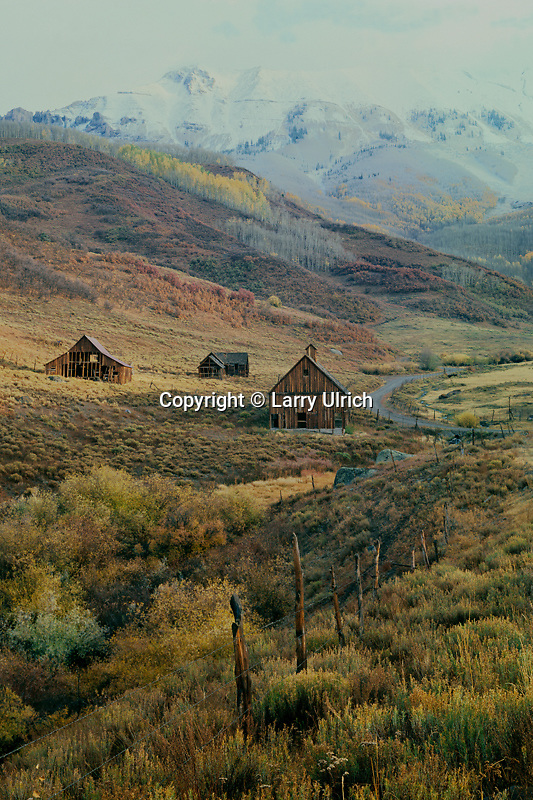 Old homestead near Telluride<br />