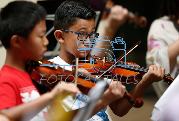 Strings in the Summer 2019