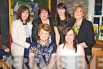 Enjoying the fundraiser for the Kerry Cork Cancer Link bus in Kate Kearneys Cottage on Saturday night wereSheila O'Connor, Mary Moloney, Delia Casey, Kathleen Moloney, Joanne Moloney and Rosanne Fogarty