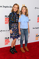 """LOS ANGELES - JUN 19:  Talitha Bateman, Lulu Wilson at the 2017 Los Angeles Film Festival - """"Annabelle: Creation"""" Premiere at the The Theatre at Ace Hotel on June 19, 2017 in Los Angeles, CA"""