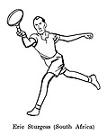 Sorry, No Croquet ; Wimbledon tennis<br />