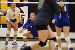 Boswell sweeps Birdville in the area round of 5A high school volleyball playoffs at Fossil Ridge High School in Fort Worth on Thursday, November 3, 2016.