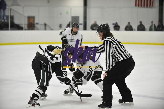 The SU Women's Ice Hockey team defeated Nichols 7-2 Friday evening at Reisterstown Sportsplex.