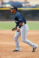 Geraldo Avila -  Seattle Mariners - 2009 spring training.Photo by:  Bill Mitchell/Four Seam Images
