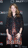 NEW YORK, NY - OCTOBER 6: Annabel Jones at Paleyfest NY 2017 Presents Black Mirror at The Paley Center for Media in New York October 06,  2017.<br /> CAP/MPI/RW<br /> &copy;RW/MPI/Capital Pictures