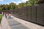 Vietnam War Memorial, Washington, DC, dc124634