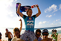 Bede Durbidge winning the Pipeline Masters on the North Shore in Hawaii