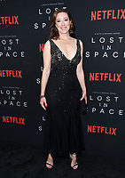 09 April 2018 - Hollywood, California - Molly Parker. NETFLIX's &quot;Lost in Space&quot; Season 1 Premiere Event held at Arclight Hollywood Cinerama Dome. <br /> CAP/ADM/BT<br /> &copy;BT/ADM/Capital Pictures