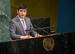 GA 72<br /> High-level meeting of the General Assembly on the appraisal of the United Nations Global Plan of Action to Combat Trafficking in Persons<br /> 25th plenary meeting<br /> <br /> MONGOLIA