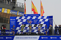 #73 ALEX MARQUEZ (ESP) EG 0.0 MARC VDS (ESP) KALEX MOTO2 WINNER OVERALL<br /> #9 JORGE NAVARRO (ESP) +EGO SPEED UP (ITA) SPEED UP SF9  SECOND OVERALL<br /> #40 AUGUSTO FERNANDEZ (ESP) FLEXBOX HP40 (ESP) KALEX MOTO2 THIRD OVERAL