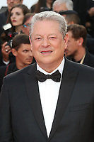 AL GORE - RED CARPET OF THE FILM 'THE KILLING OF A SACRED DEER' AT THE 70TH FESTIVAL OF CANNES 2017 . CANNES, FRANCE, 22/05/2017. # 70EME FESTIVAL DE CANNES - RED CARPET 'MISE A MORT DU CERF SACRE'