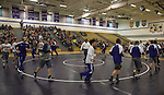 A photograph from the Reno Huskies vs Spanish Springs Cougars wrestling match at Spanish Springs High School, Wednesday night, Jan. 18, 2017.