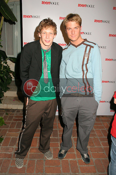 Jake McDorman and Johnny Lewis