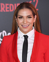 05 June 2018 - Hollywood, California - Allison Holker . Disney Pixar's &quot;Incredibles 2&quot; Los Angeles Premiere held at El Capitan Theatre. <br /> CAP/ADM/BT<br /> &copy;BT/ADM/Capital Pictures