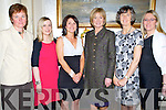 Presidential candidate Mary Davis pictured with Katie O'Connell, Eve Kelliher, Killarney Rotary Club, Geraldine Sheedy, Southwest Counselling Centre, Grace O'Neill and Ciara Irwin Foley, Killarney Rotary at the Killarney Rotary Afternoon Tea event in The Malton hotel, Killarney on Saturday.