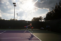 ANGELIQUE KERBER (GER)<br /> <br /> Tennis - MIAMI OPEN 2015 - ATP 1000 - WTA Premier -  Crandon park Tennis Centre  - Miami - United States of America - 2015<br /> &copy; AMN IMAGES