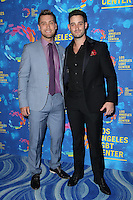 WEST HOLLYWOOD, CA - SEPTEMBER 24: Lance Bass, Michael Turchin attends the Los Angeles LGBT Center's 47th Anniversary Gala Vanguard Awards at Pacific Design Center on September 24, 2016 in West Hollywood, California. (Credit: Parisa Afsahi/MediaPunch).