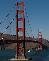 Golden Gate Bridge, San Francisco CA.