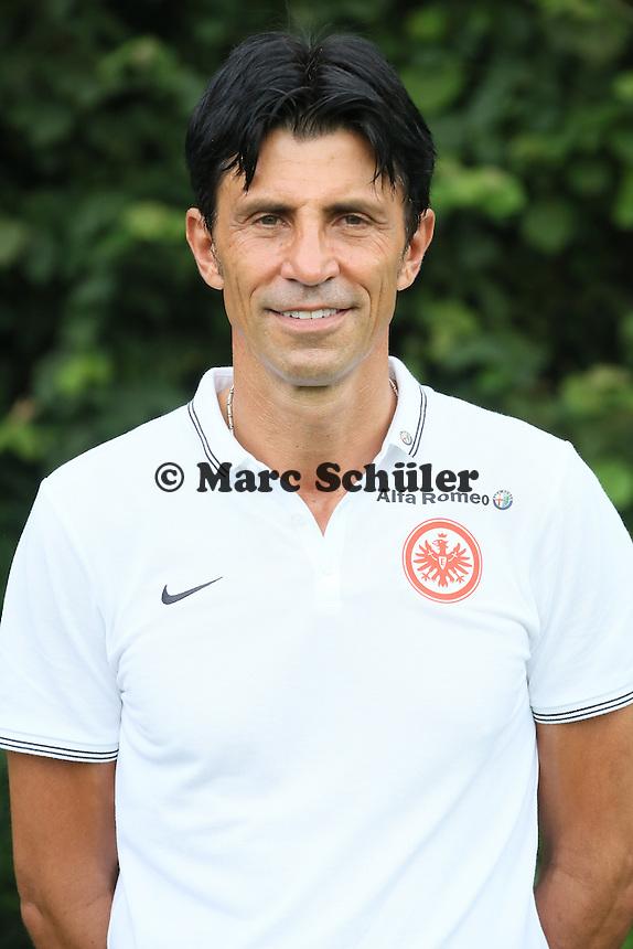 Sportmanager Bruno Hübner (Eintracht Frankfurt)