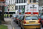 20080111 - France - Aquitaine - Pau<br /> BOUCHONS PLACE DE LA REPUBLIQUE A PAU.<br /> Ref : BOUCHONS_002.jpg - © Philippe Noisette.