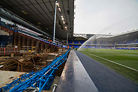 General view inside the ground including on-going construction work ahead of the Premier League match between Tottenham Hotspur and Bournemouth at White Hart Lane, London, England on 15 April 2017. Photo by Mark  Hawkins / PRiME Media Images.