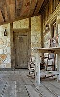 Tin Star Ranch, Fredericksburg, Texas