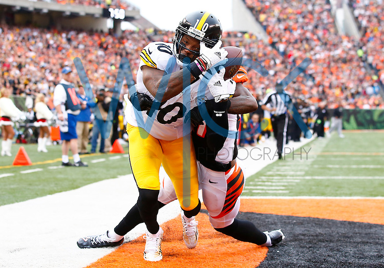 Pittsburgh Steelers vs Cincinnati Bengals