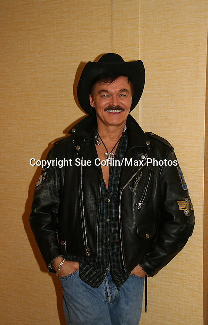 Randy Jones (The Village People) stars in the new indie film An Affirmative Act! - a groundbreaking gay marriage courtroom drama on January 21, 2010 at the Marriott Saddle Brook, Saddle Brook, NJ. Film opens at the Hoboken International Film Festival in June 2010. (Photo by Sue Coflin/Max Photos)