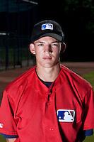 Baseball - MLB European Academy - Tirrenia (Italy) - 20/08/2009 - Dylan Lindsay (South Africa)
