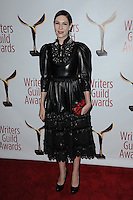 www.acepixs.com<br /> February 19, 2017  New York City<br /> <br /> Jill Kargman attending the 69th Writers Guild Awards New York Ceremony at Edison Ballroom on February 19, 2017 in New York City.<br /> <br /> Credit: Kristin Callahan/ACE Pictures<br /> <br /> <br /> Tel: 646 769 0430<br /> Email: info@acepixs.com