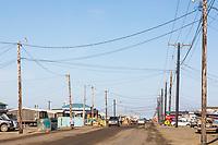 Nalukataq in Utqiagvik (Barrow) Alaska in Alaska's Arctic.